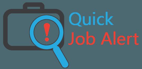 Quick Job Alert